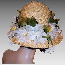 Vintage 60s Christian Dior Chapeaux Velvet Ribbon   Feather Turban ... b87002c2d063