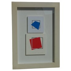 Bong Tae Kim (1937 -) limited edition artwork print by noted Korean artist