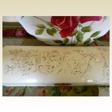 Romantic Celluloid Glove Box- Circa 1900
