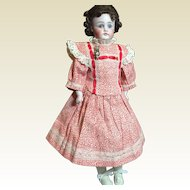 "Adorable 16"" Closed Mouth Kestner Doll"