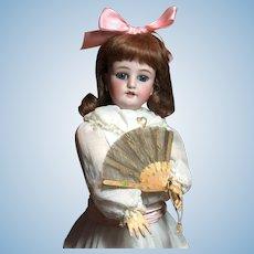 "Beautiful 23"" Simon &Halbig Big Eyed Doll!"