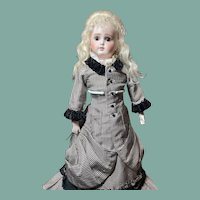 "Beautiful 15"" German Fashion Doll"