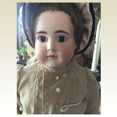 "Sweet Closed Mouth Kestner -26"" Tall"