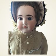 """Sweet Closed Mouth Kestner -26"""" Tall - CLEARANCE PRICE!"""