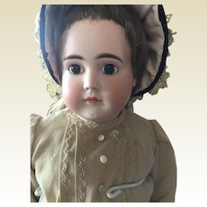 "Sweet Closed Mouth Kestner -26"" Tall - CLEARANCE PRICE!"