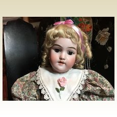 "18""-Heinrich Handwerck 119 Gorgeous Doll!"