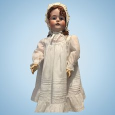 "32"" Kestner 171 Daisy Bisque Doll"