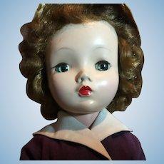 """18"""" Original Mme.Alexander Winnie Walker 1950's"""