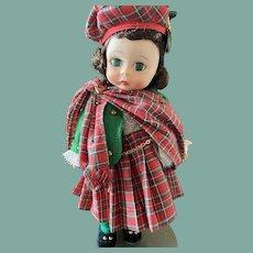 Madame Alexander Bent Knee Scotland