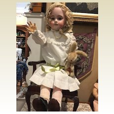 "30"" Simon  & Halbig  Antique Doll #1250"