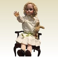 "30"" Simon  & Halbig  Antique Doll #1250"