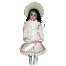 "HTF- Antique S&H 540 Doll-20""-Free Ship!"
