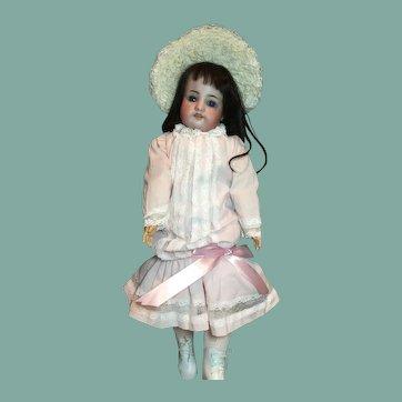 "HTF- Antique S&H 540 Doll-20""-Free Ship!"
