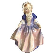 Royal Doulton Porcelain Dinky Doo Figurine HN1678