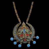 FLORENZA Etruscan Revival Necklace