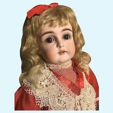"""Adorable 17"""" Kestner Doll marked 129"""