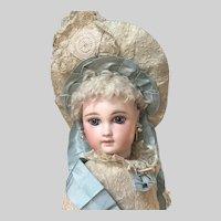 Sale Pending For P. B.-Shy Portrait Jumeau Marked 6