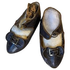Fabulous Signed Bru Shoes sz. 10