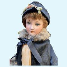 1469 Flapper Doll by Cuno, Otto, Dressel