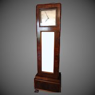Gustav Becker Art Deco Longcase Clock