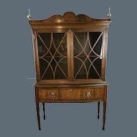 Berkey and Gay Bookcase cabinet