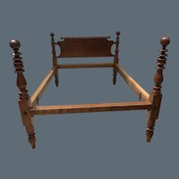 Cherry Cannonball Bed