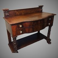 Exceptional Federal Mahogany Dining Server