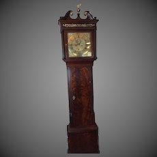 18th Century Liverpool Long Case Clock