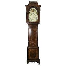 English Tall Case Clock