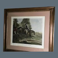 "English Engraving ""The Late Georgiana Charlotte Theobald"""