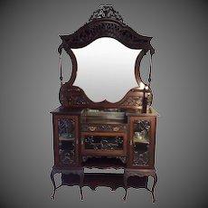 Victorian Renaissance Revival Etagere