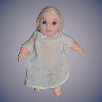 Wonderful Doll Cloth Doll Jointed Felt Artist Doll Miniature Dollhouse