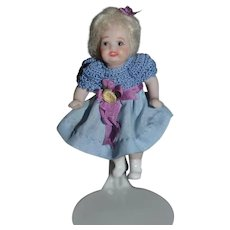 Wonderful Miniature Doll Artist Doll Dollhouse Jointed Character