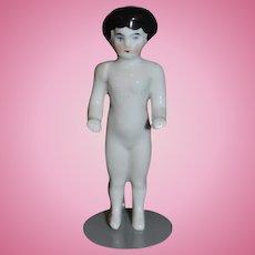 Antique Doll Miniature Frozen Charlotte Dollhouse
