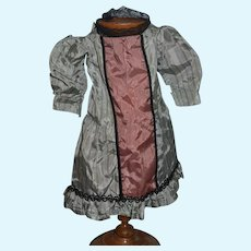 Wonderful Doll Dress Fancy For French Doll Drop Waist Lace