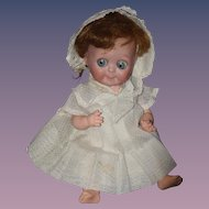 Antique Doll Rare Kestner Googly JDK 221  Gorgeous Dressed
