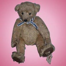 Wonderful Teddy Bear Artist Bear By Marsha Friesen Signed Jointed