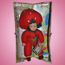 Vintage Doll Artist Doll Lenci Fragola in Original Box W/ Box