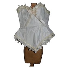 Wonderful Doll Corset Artist Made Lace up Sweet