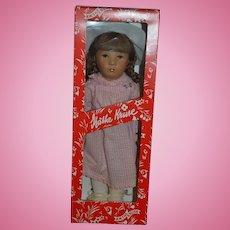 Kathe Kruse Doll In Original Box Martina 1985 In Original Box & Original Clothes