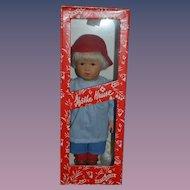 Wonderful Kathe Kruse Doll In Original Box W/ Original Clothes Klauschen