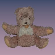 Vintage Teddy Bear Wonderful Hugging