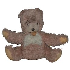 Vintage Teddy Bear Wonderful Hugging