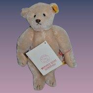 Wonderful Steiff Teddy Bear Mohair Original Tags and Button Sweet
