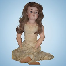 Antique Doll Bisque Kammer & Reinhardt Sweet Doll Fancy Old Undergarments