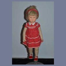 Vintage Kathe Kruse Doll Sweet