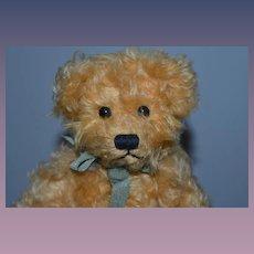 Wonderful Teddy Bear Mary Meyer Jointed Mohair Adorable!