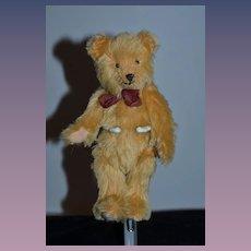Artist Teddy Bear Flora Mediate Flora's Teddys Mohair Jointed 1986