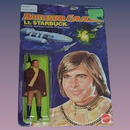 Vintage Battlestar Glactica Lt. STARBUCK Doll Figure Mattel in Original Package