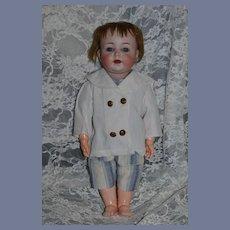 Antique Doll Bisque Kammer & Reinhardt Simon & Hablbig 122 Toddler Wobbly Tongue